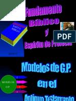 1. Fundamento de GPs.