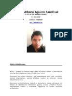 Andrés Alberto Aguirre Sandoval hoja de vida.actualizada