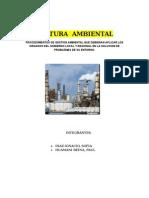 Procedimientos de Gestion Ambiental