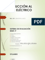 Diseño Eléctrico - Clase 1