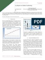 A Survey Report on Cellular Technology