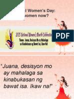 Keynote Juana_women
