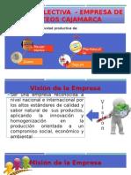 MARCA COLECTIVA  - EMPRESA DE LACTEOS CAJAMARCA.pptx