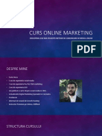 Curs Online Marketing