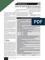 Contrato de Mutuo de Dinero Con Intereses (Contrato de Préstamo de Dinero)