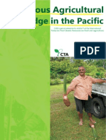 Indigenous Agricultural Knowledge in the Pacific ~ With Reference to Art 9 of the International Treaty for Plant Genetic Resources for Food and Agriculture - Secretariat of the Pacific Community (SPC) - 2011