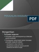 Materi v - Penjualan Angsuran (Instalment Sales)
