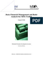 Financial Management and Ratio Analysis Toolkit