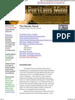 2.-The Patristic Period - The