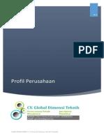 Cover Company Profil