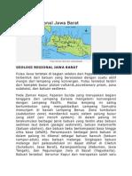 Jatibarang-sturktur geologi