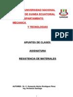 Tema 1. Resist en CIA Materiales Guinea Ecuatorial Mecanica (9 Marzo 2010)