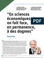 26 09 2015 La Libre Belgique Edition Nationale p58 Bio Single