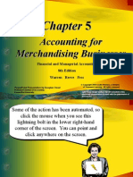 Accounting-For Merchandising Business