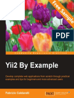 Yii2 By Example - Sample Chapter