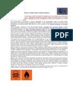 Phosphine's Corrosive Effects on Metal