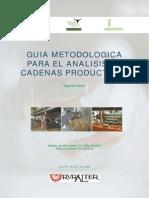 SNV Guia Analisis Cadenas Pag.27-30