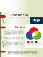 Expo Color Blanco