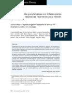 Micosis Fungoide Granulomatosa Con Linfadenopatías 2009