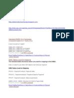 DME Configuration