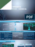CONOCIMIENTO CIENTIFICO - CIENCIA.pptx