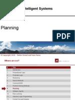 08 Intelligent Systems-Planning