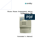Electricity Meter - Liberty3PManual