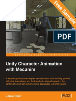 Unity Character Animation with Mecanim - Sample Chapter