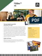 P330i Marketing Brochure