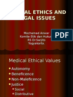 ETHICS AND LEGAL ISSUES.ppt