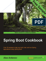Spring Boot Cookbook - Sample Chapter