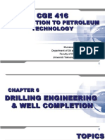 CGE416_Chap6_Drilling Engineering and Well Completion - Copy