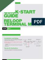 Reloop Terminal Mix 2 Quickstart Guide