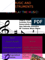 Ud - Music and Instruments for 4th grade