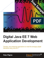 Digital Java EE 7 Web Application Development - Sample Chapter