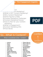 Content Marketing Introduction