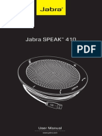 User Manual Jabra SPEAK-410 En
