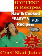 25 Hottest Vegan Recipes - Juice, Chef Skai.pdf