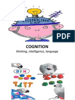 PSYCH 101 - Cognition