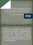 Presentacion SIG Libre