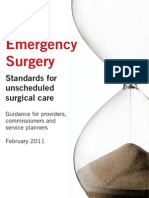 Rcs Emergency Surgery 2011 Web