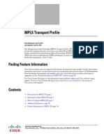 Mp Transport Profile