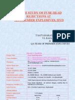 Six Sigma Project (CRI(GW))