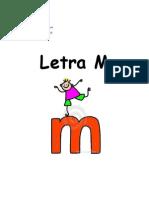 Letra M Portada