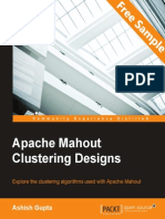 Apache Mahout Clustering Designs - Sample Chapter