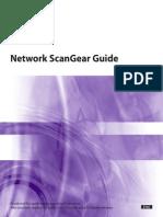 Network Scangear Guide