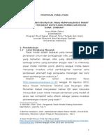 Proposal Penelitian Kuantitatif - Inas Afifah
