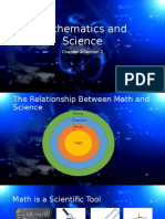 ch  2 sec  2 mathematics and science
