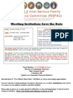 RISFAC Meeting 10 27 2015
