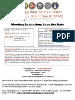 RISFAC Meeting 10 27 2015
